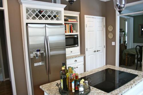 Kitchen-fridge-view