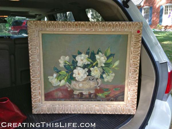 Oil Painting Estate Sale