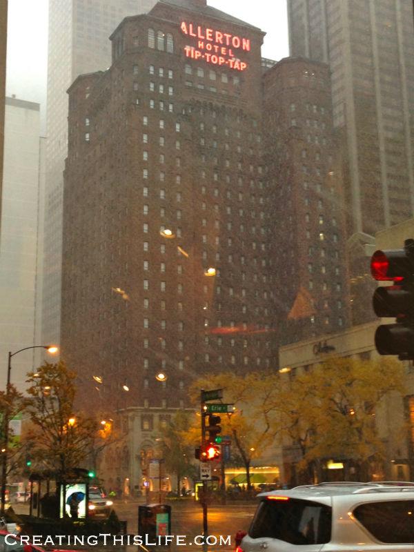 Chicago Allerton Hotel