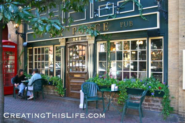 Savannah Pence Pub