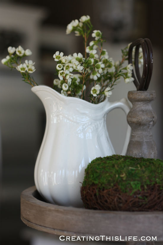 white-flowers-in-white-ironstone-pitcher