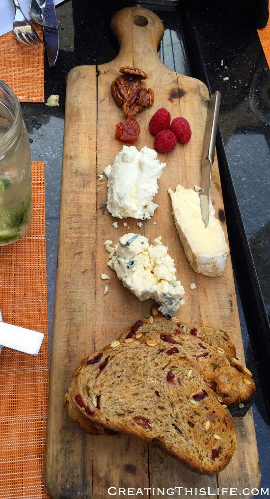 Cheese Board Appetizer