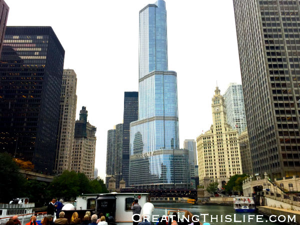 Chicago Architecture Boat Tour