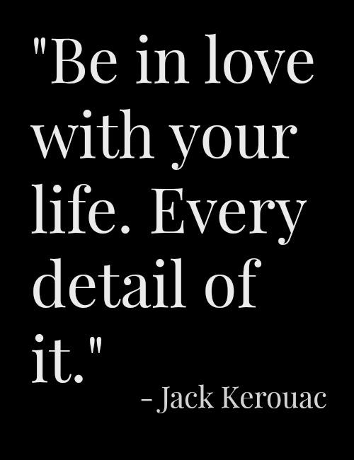 Jack Kerouac Quote