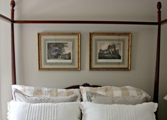 guest room prints