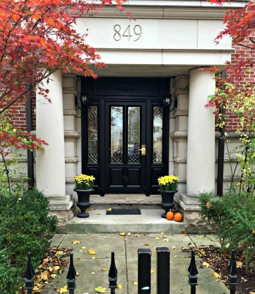 Lincoln Park Doorway