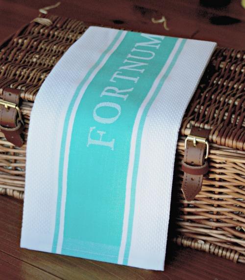 Fortnum and Mason Tea Towel