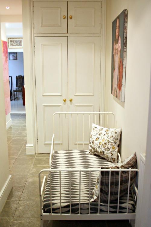 Notting Hill Flat Hallway