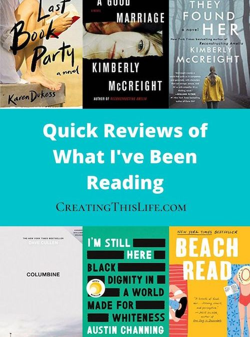 June Book Report: Quick Reviews of What I've Been Reading
