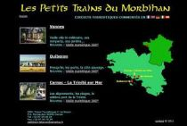 Sites Web Petits Trains du Morbihan