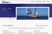 Site Web Quai-Ouest