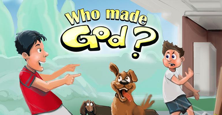 CFK Who made God