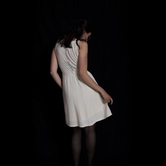 NATI - créations d'une rêveuse   Créatrice de mode   Annecy & Villaz   Boutique   Robe Mélinda - Hors Série - Modèle Éco-responsable