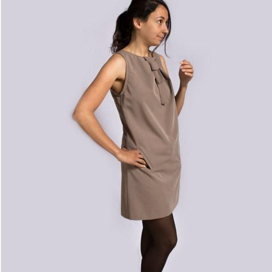 NATI - créations d'une rêveuse | Créatrice de mode | Annecy & Villaz | Boutique | Robe Pénélopa - printemps été 2019