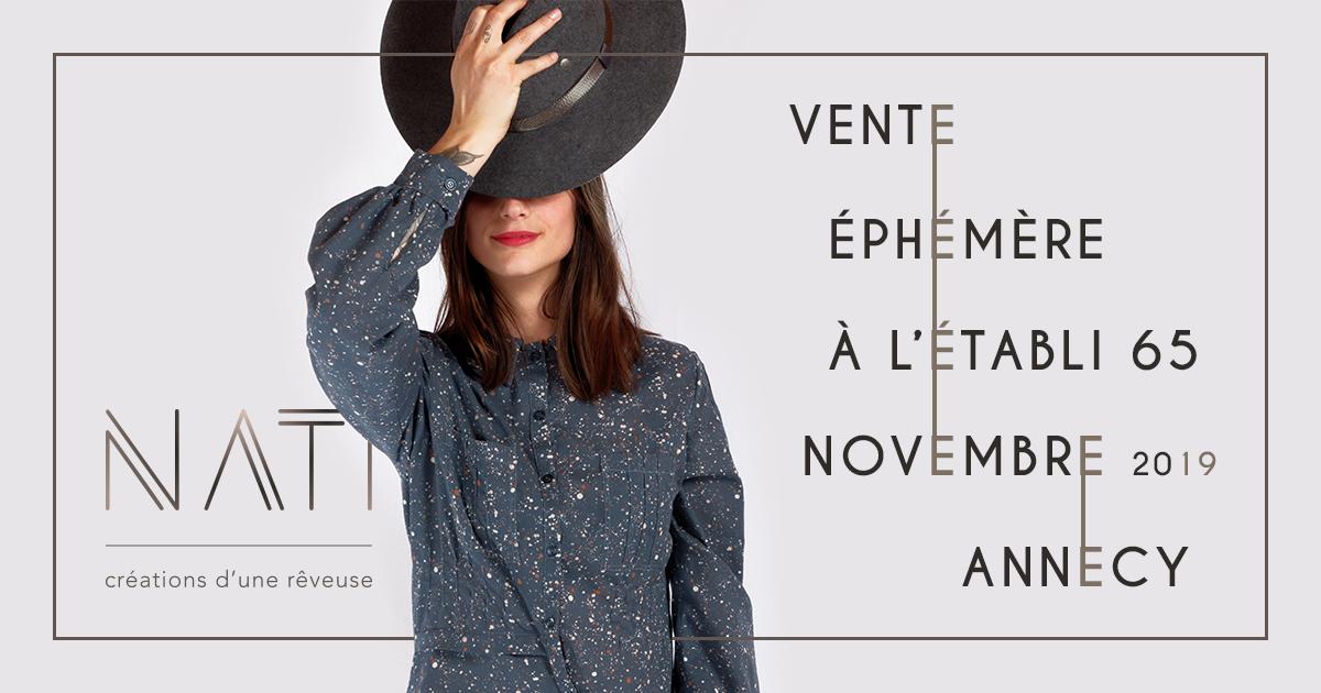 Exposition – Novembre 2019