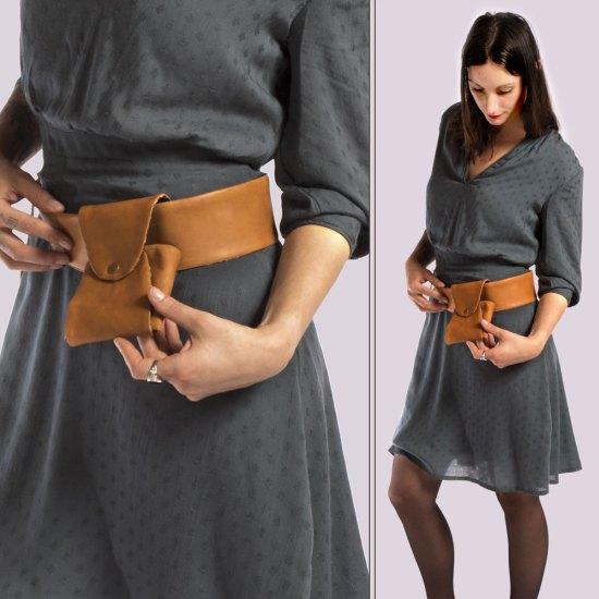 NATI - créations d'une rêveuse | Créatrice de mode & prêt à porter féminin | Annecy & Villaz | Boutique | Accessoire - la ceinture Angie - Automne-Hiver 2019