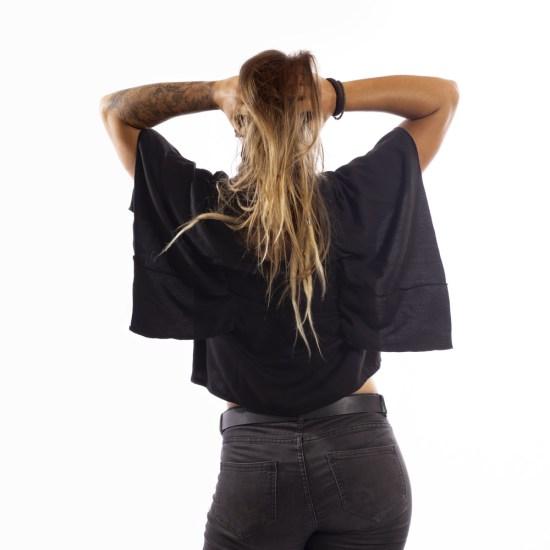 NATI - créations d'une rêveuse | Créatrice de mode & prêt à porter féminin | Annecy & Villaz | Boutique | Blouse Karla - Printemps-Été 2020
