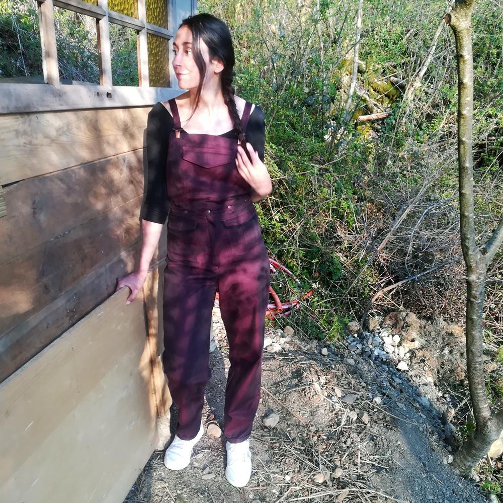 NATI - créations d'une rêveuse | Prêt à porter féminin & sur-mesure | Annecy & Villaz | vêtements pour femme - salopette
