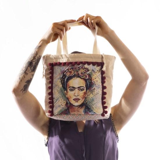 NATI - créations d'une rêveuse | Créatrice de mode & prêt à porter féminin | Annecy & Villaz | Boutique | Sac Kahlo - Printemps-Été 2020