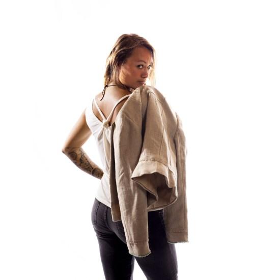 NATI - créations d'une rêveuse | Créatrice de mode & prêt à porter féminin | Annecy & Villaz | Boutique | Veste Veracruz - Printemps-Été 2020