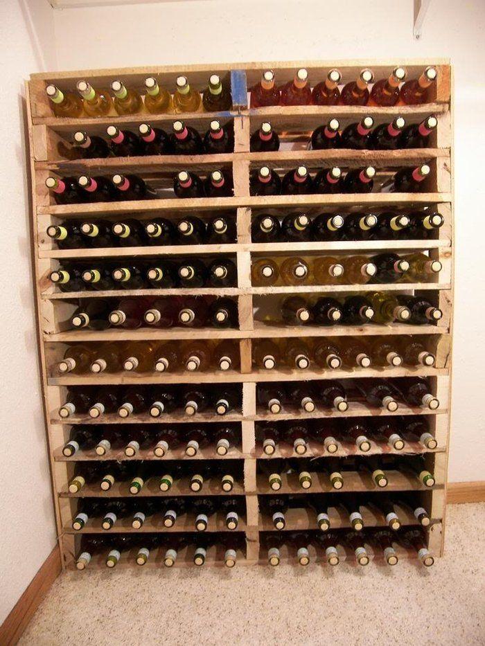 faire un casier a bouteille en bois livreetvin fr