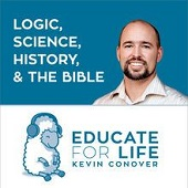 Educate for Life Kevin Conover iTunes Link