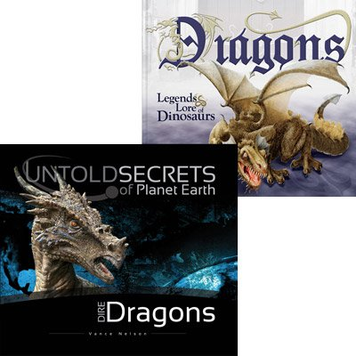 Dragons book double pack