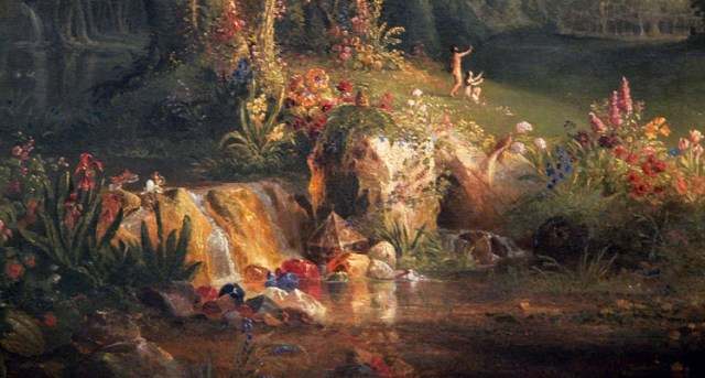 Thomas Cole The Garden of Eden