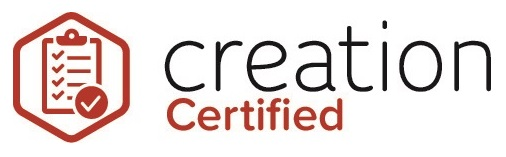 Creation Certification Logo