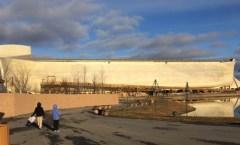 Ark full length in early December, 2016