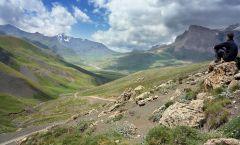 Azerbajiani landscape, Photo Credit: Matthew Hadley