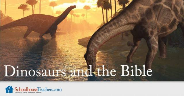 Dinosaurs and the Bible featured image