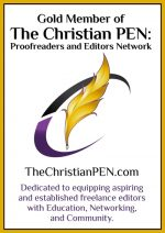 Gold Member Christian PEN