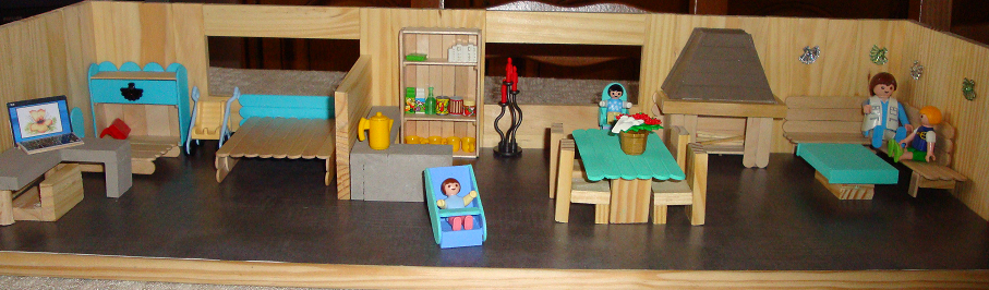maisons playmobil creations claire