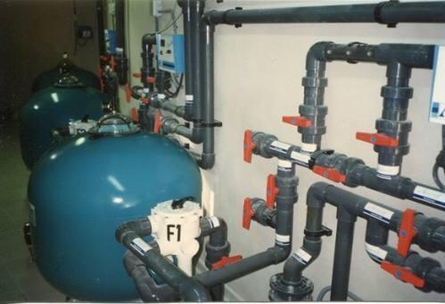 Installer une filtration de piscine