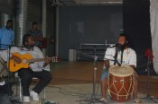 Groupe de musique traditionnelle de Gwo Ka