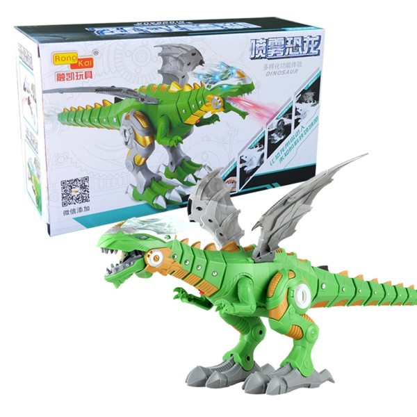 Fire Dragon Electronic Action Toy 4