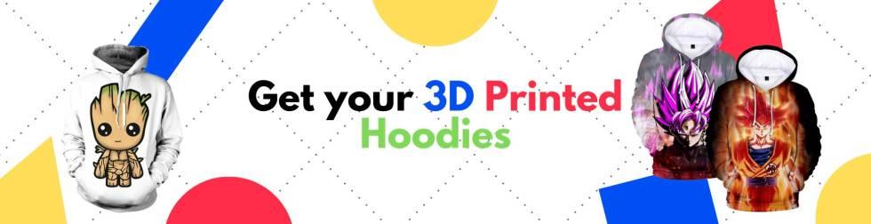 3D-Hoodies