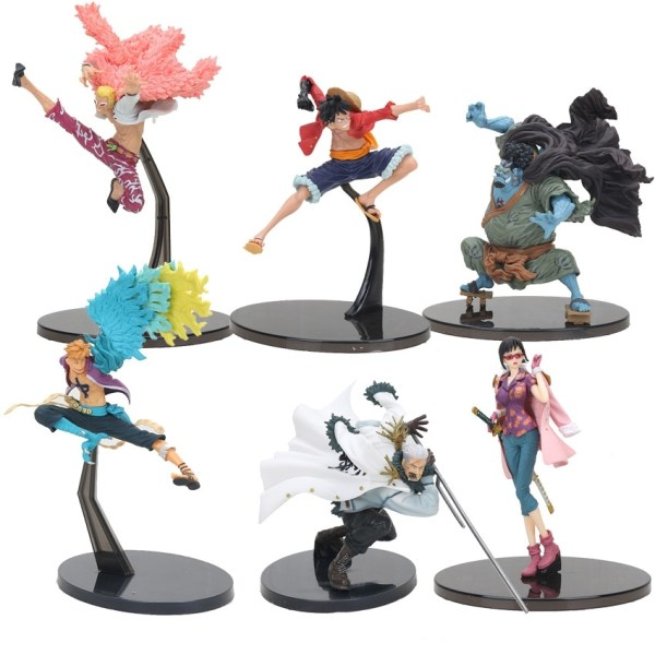 One Piece Action Figures 1