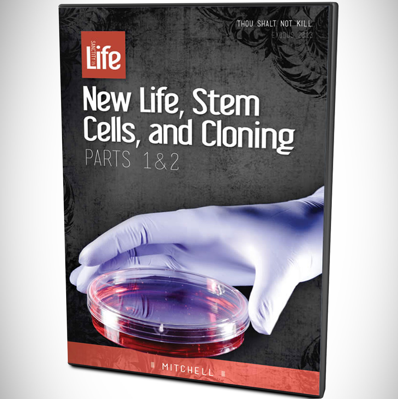 New Life Stem Cells And Cloning Dvd Featuring Dr Tommy