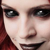 Tutorials Photoshop  Demon Eyes