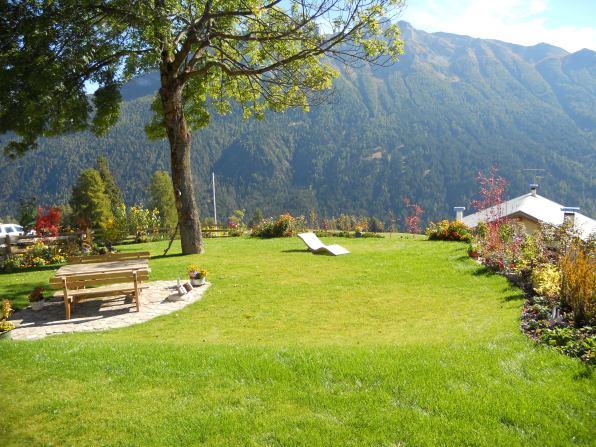 Un luogo rilassante, ideato con cura e realizzato con la massima attenzione.