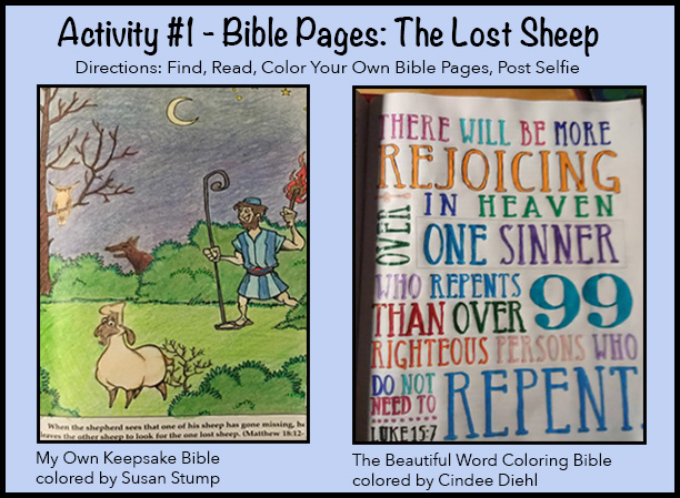 #1 Bibles Keepsake