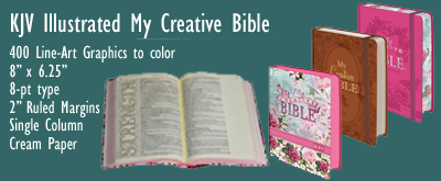 My Creative Bible