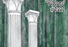 #D-221 Pillar Square