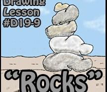 D19-9 Rocks SQUARE