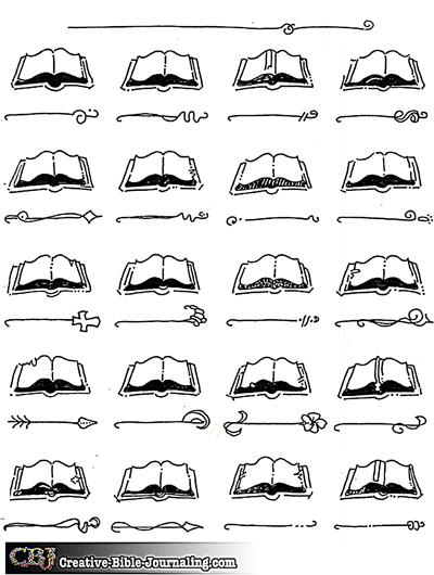 Color Doodle Chart
