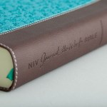 Journal The Word NIV, Regular Type, Teal Blue