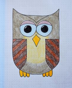 Owl Finished