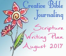 Scripture Writing Monthly Plan – Creative-Bible-Journaling